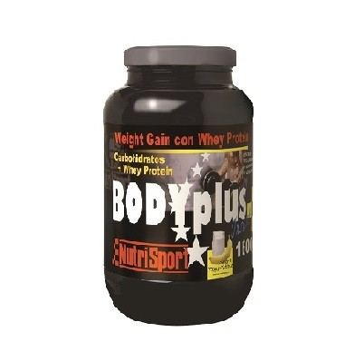 BODYPLUS YOGURT PLÁTANO 1800 gr