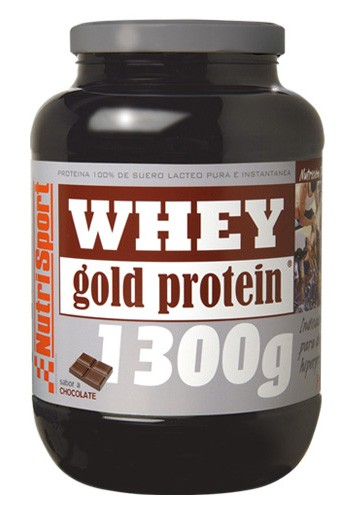 WHEY GOLD PROTEIN CHOCOLATE 1300gr