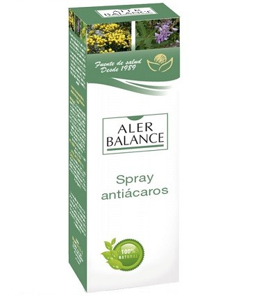 ALER BALANCE SPRAY ANTIÁCAROS 50ml