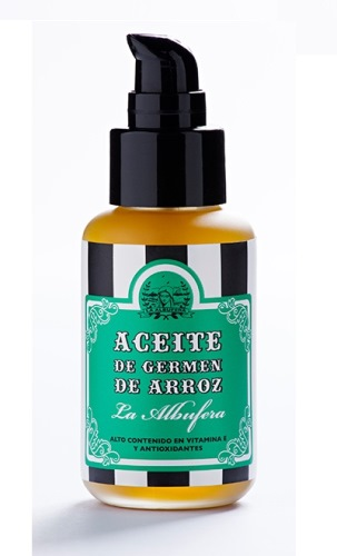 ACEITE GERMEN DE ARROZ LA ALBUFERA 50 ml