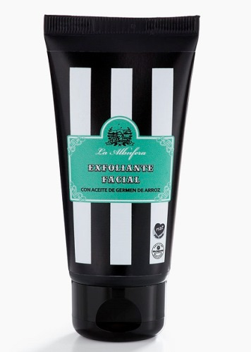 EXFOLIANTE FACIAL TUBO LA ALBUFERA 50 ml