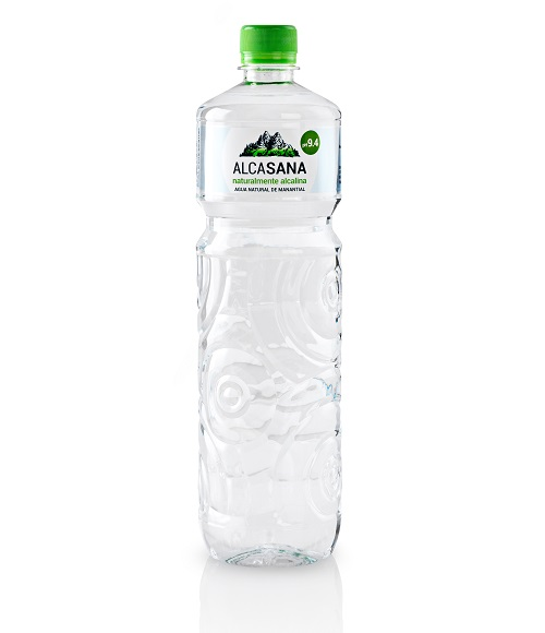 AGUA ALCASANA 9.4 PH NATURAL 1 L