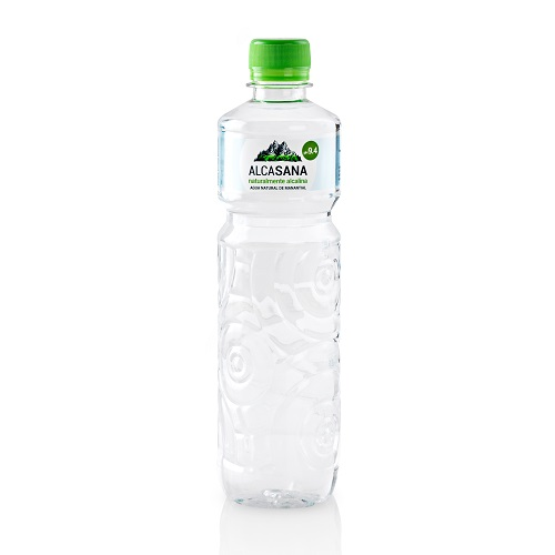 AGUA ALCASANA 9.4 PH NATURAL 500ml