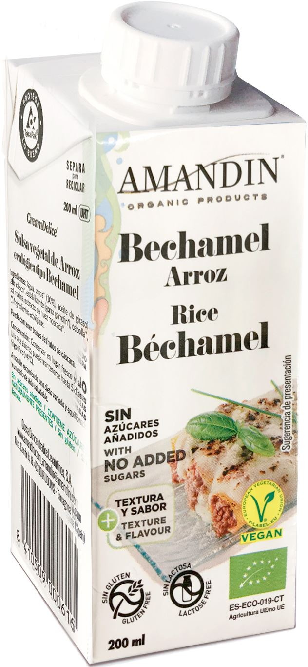 BECHAMEL ARROZ ECO 200 ml ECO