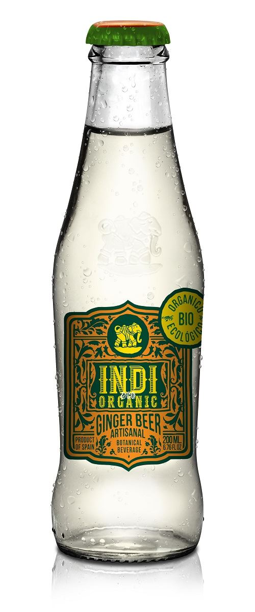 REFRESCO JENGIBRE (GINGER BEER) PACK 4X20 cl. CRISTAL