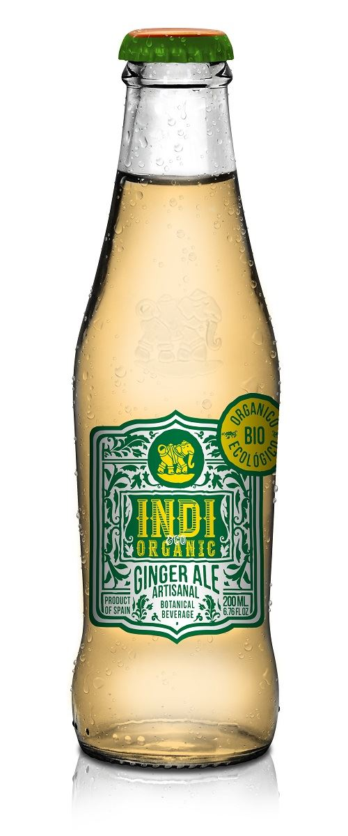 REFRESCO JENGIBRE (GINGER ALE )PACK 4X20 cl. CRISTAL