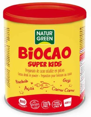 BIOCAO SUPER KIDS 400 gr