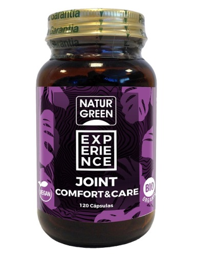 JOINT COMFORT & CARE BIO 120 cap. EXPERIENCE