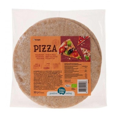 BASE PIZZA ( 2 pcs ) 300 gr