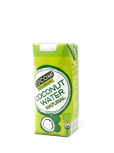 AGUA DE COCO NATURAL 330 ml BIO (U/C 12)