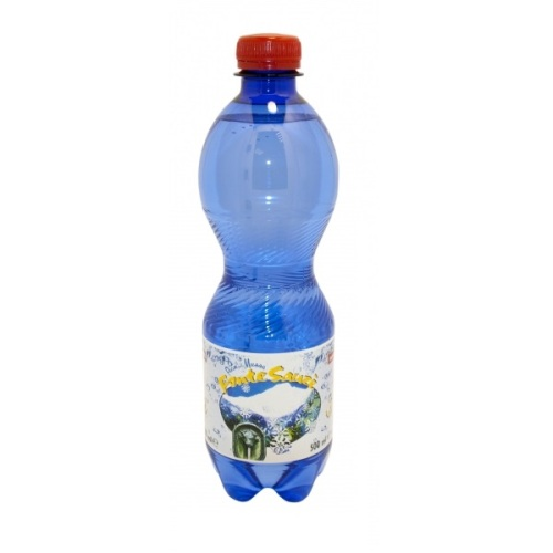 AGUA CON GAS 500 ml (U/C12)